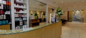 Michael Jane Hair Salon Queensway Bayswater London